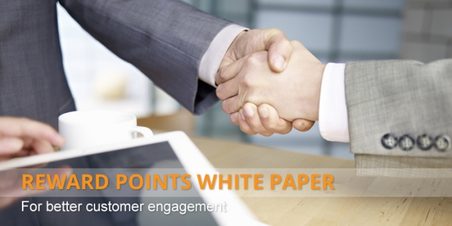 [White paper] Reward Points: Maintain high level of customer engagement