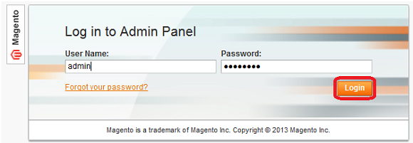 magento installation step 5.1
